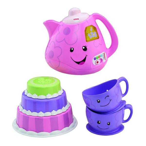 Fisher Price Laugh and Learn Smart Stages Tea Set 19921775