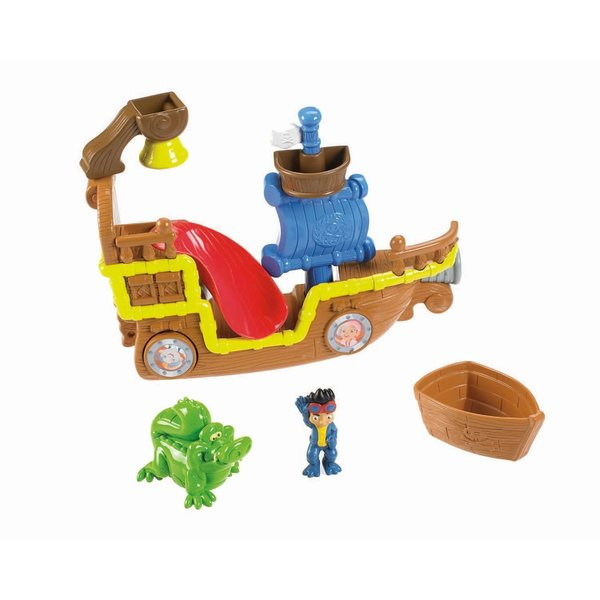 Fisher-Price Jake and the Never Land Pirates, Splashin' Bucky Bath Toy