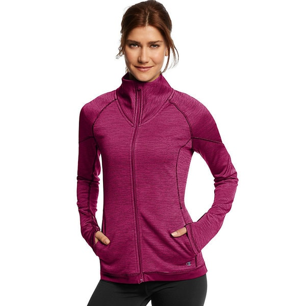 Champion Women's Tech Fleece Full Zip Jacket 19922585