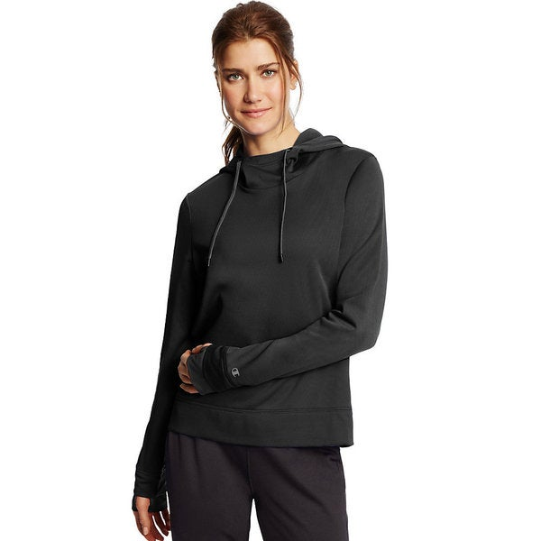 Champion Women's Tech Fleece Pullover Hoodie 19922635