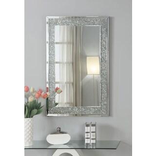 Coaster Pebblie-like Framed Mirror