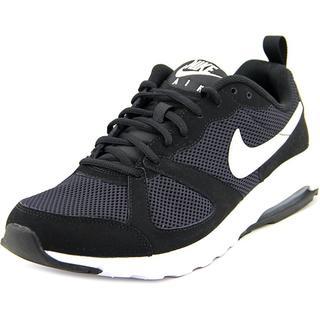 Nike Men's Air Max Muse Black/White Mesh Athletic Shoes