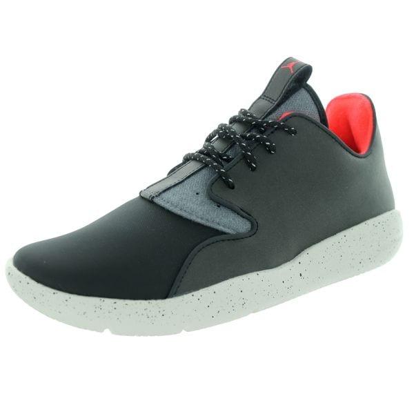 Nike Jordan Kids' Jordan Eclipse Holiday Black/Black/Dark Grey Basketball Shoes