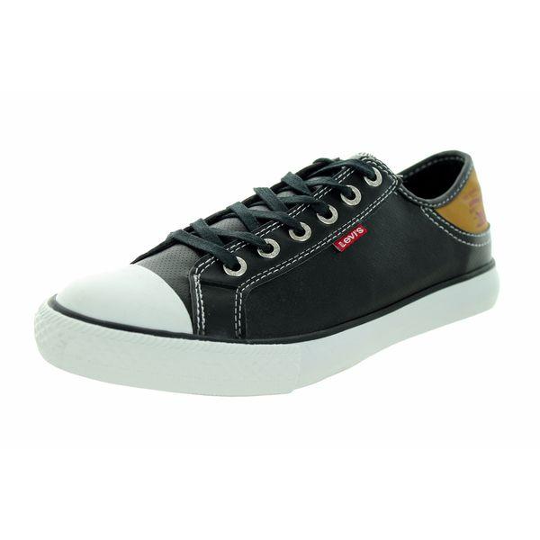 Levi'S Kids Stan Buck Core Black/White Casual Shoe