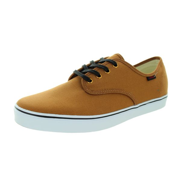 Vans Unisex Madero Black Rubber Skate Shoe