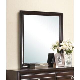Cappuccino Contemporary Oval Cheval Mirror 14346177