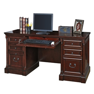 Montreal Brown Wood Efficiency Credenza