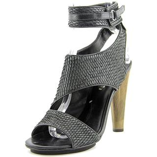BCBG Max Azria Women's Martha Leather Dress Shoes
