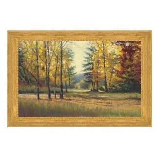 Marla Baggetta - Medlody Of Autumn Framed Art
