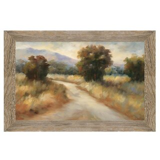 Nick Lazar - Open Country II Framed Art