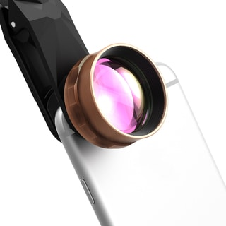 2X HD Telephoto Lens Cellphone Camera Lens Kit for iPhone, Samsung, HTC, Android Smartphones