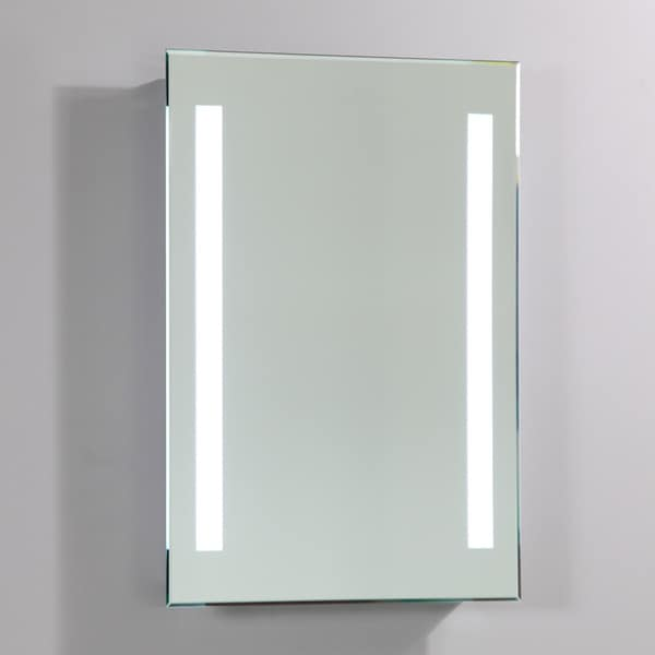 Vanity Art LED Lighted Mirror with Sensor Switch