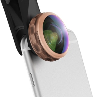 238-degree Super Wide Angle Lens Cellphone Camera Lens Kit for iPhone, Samsung, HTC, Android Smartphones