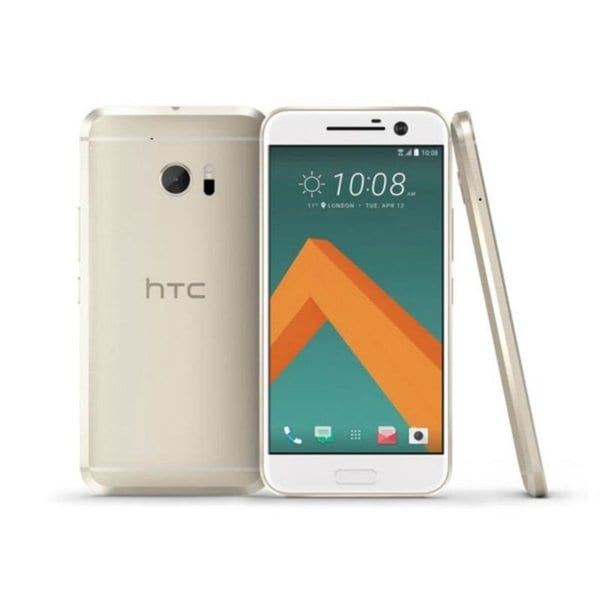HTC M10 Factory Unlocked 32GB GSM Gold - International Version No Warranty