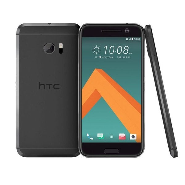 HTC M10 Grey International-version Factory-unlocked 32-gigabyte GSM Smartphone (No Warranty)