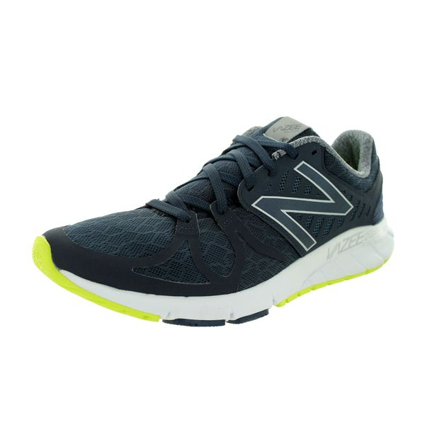 New Balance Men's Vazee Rush Grey/Green Mesh Running Shoe