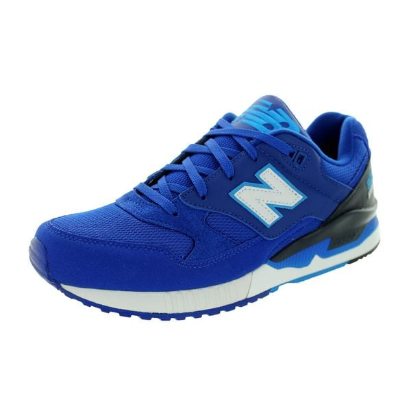 New Balance Men's Blue Running Shoe