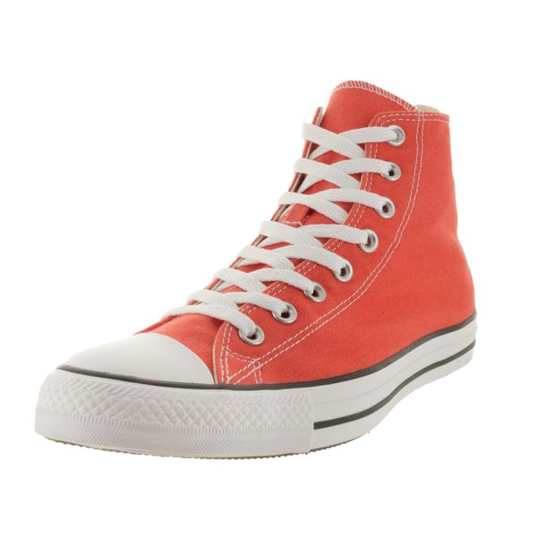 Converse Unisex Chuck Taylor All Star 'Hi My Van Is On' Basketball Shoe