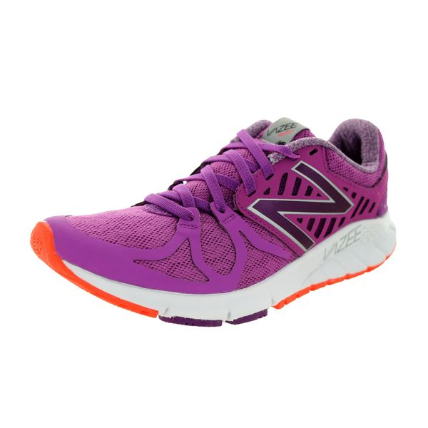 New Balance Women's Vazee Rush Purple With Flame Running Shoes