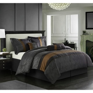 Corell Bronze 7-piece Comforter Set