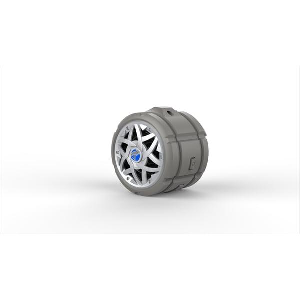 Tmvel Tire Waterproof IPX7 Rugged Portable Handsfree Bluetooth Speaker/ SIRI Speakerphone with Suction Cup