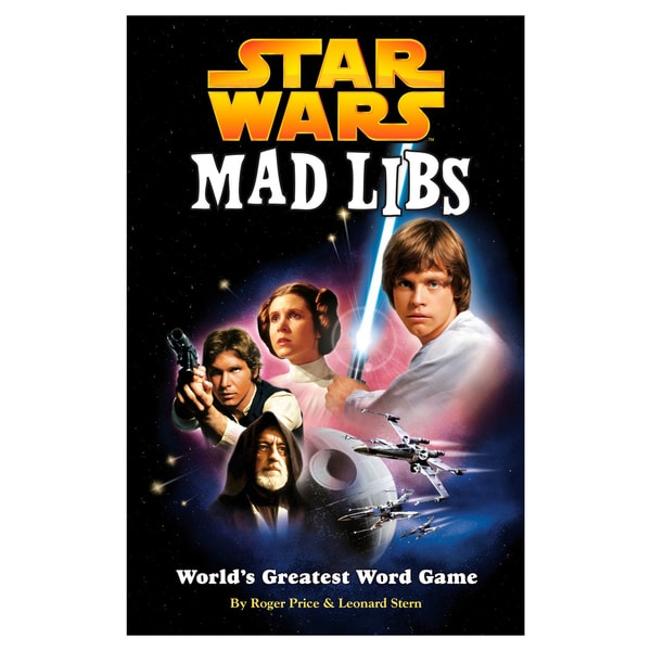 Penguin Star Wars Mad Libs