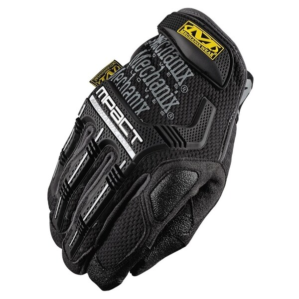 Mpact Glove with Poron XRD Black/Grey Size XLarge