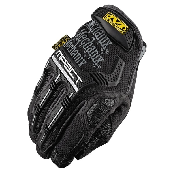 Mpact Glove with Poron XRD Black/Grey Size Large