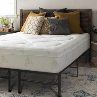 Crown Comfort Premium Grand 12-inch Queen-size Memory Foam Mattress Set