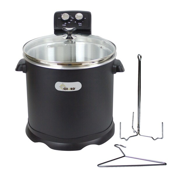 Chard 15-Liter Electric Turkey Fryer 19940101