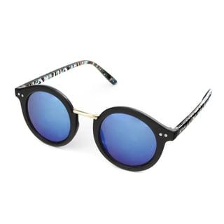 Hot Optix Ladies Fashion Round Sunglasses