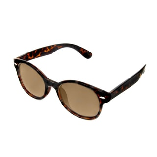 Hot Optix Ladies' Round Fashion Polarized Sunglasses
