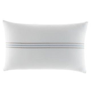 Southern Tide Maritime Breakfast Pillow