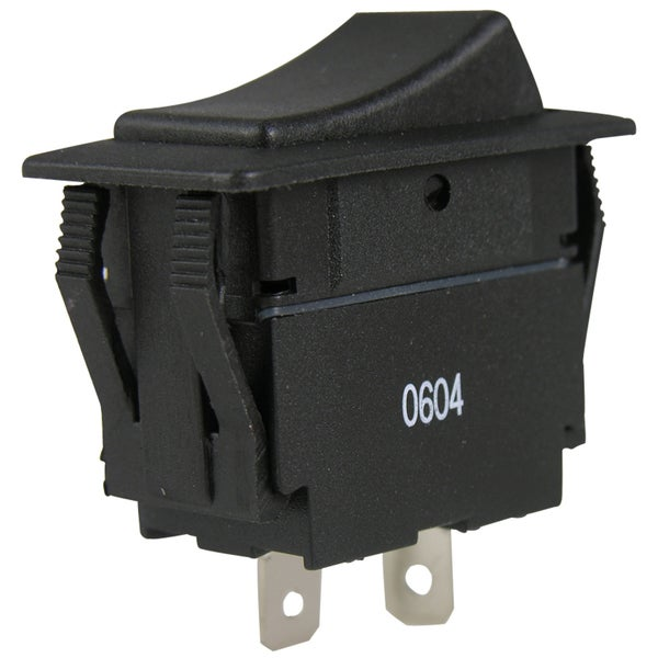 GB Gardner Bender GSW-45 Single Pole Rocker Switch