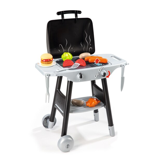 Smoby BBQ Plancha Play Grill with Accessories