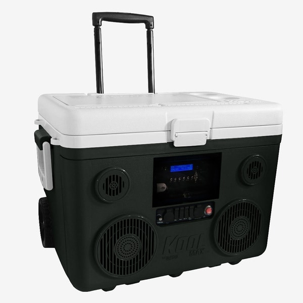 Tunes2Go KoolMAX Cooler Grey