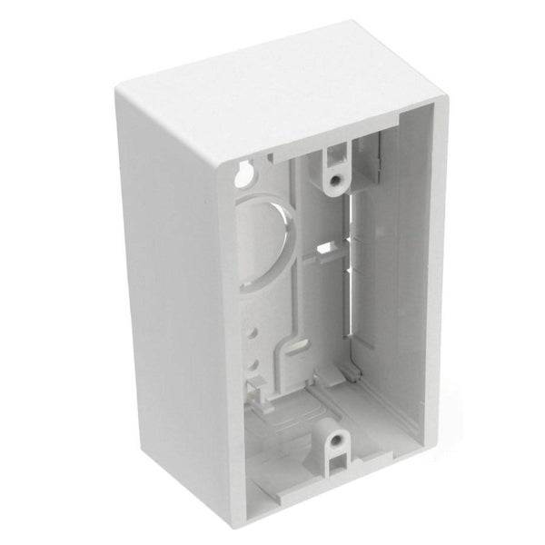 Leviton 132-42777-1WA White 1G Surface Box
