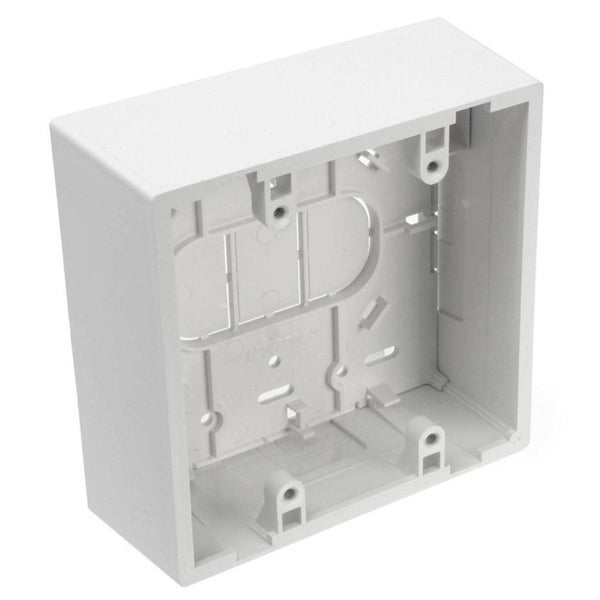 Leviton 202-42777-2WA White Surface 2G Box