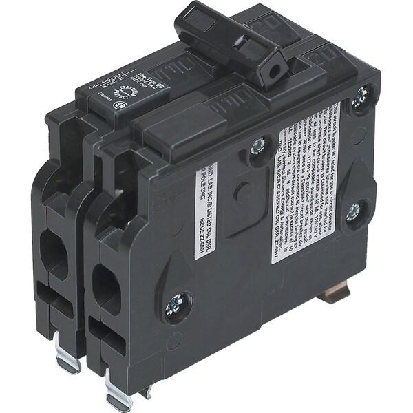 "Siemens D260 60 Amp 3/4"" Frame 2 Pole Replacement Circuit Breaker"
