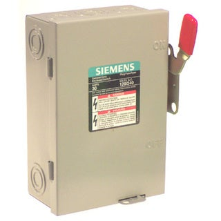 Siemens LF211N Indoor Safety Switch