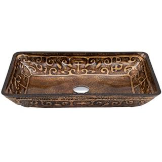 Legion Furniture Copper Sink Bowl Vessel