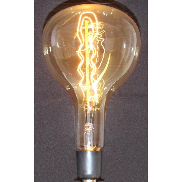 10-foot Black 60-watt Single Light Socket with On/Off Switch