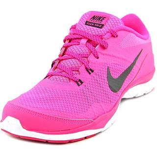 Nike Women's 'Flex Trainer 5' Mesh Athletic Shoes