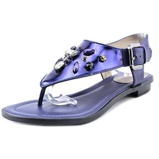 Tahari Women's 'Ashley' Patent Sandals