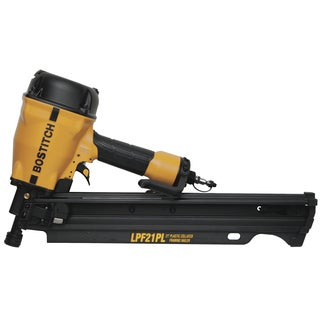 Bostitch Stanley LPF21PL Low Profile Plastic Collated Framing Nailer