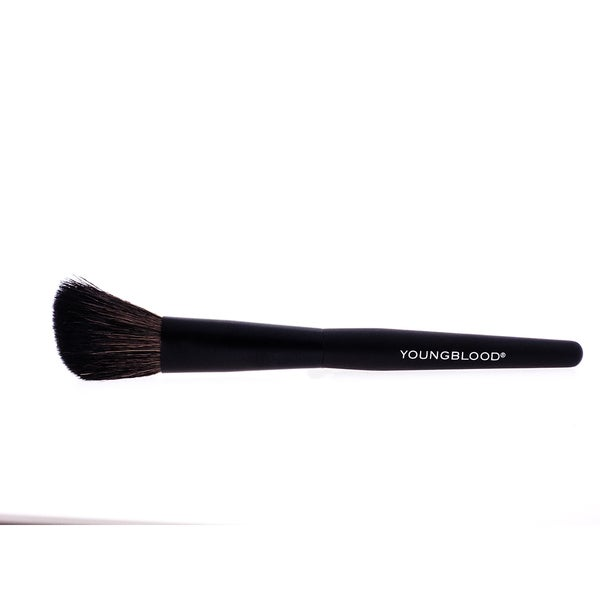 Youngblood Contour Natural Hair Blush Brush