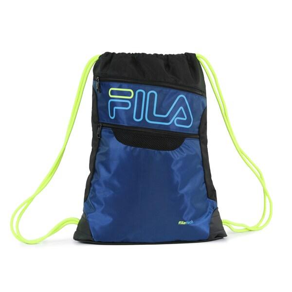 Fila X27 Sackpack Drawstring Sackpack Backpack