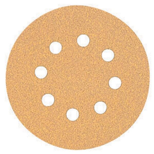 """Dewalt DW4307 5"""" Assorterd Grit Random Orbit Sanding Discs"""