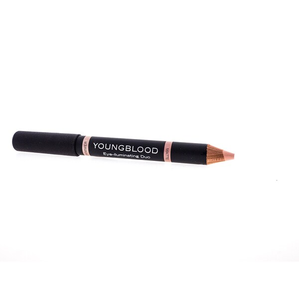 Youngblood Shimmer/Matte Eye Illuminating Duo Pencil
