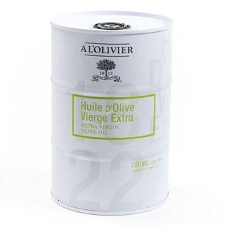igourmet A l'Olivier Extra Virgin Olive Oil - 700ml Steel Drum